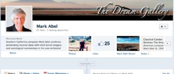 Mark Abel Facebook Page