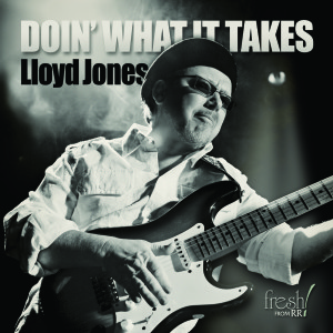 Lloyd Jones - Doin' What It Takes