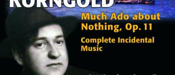 Toccata Classics - Korngold | rosebrookclassical.com