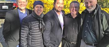 The Alexander String Quartet and Robert Greenberg