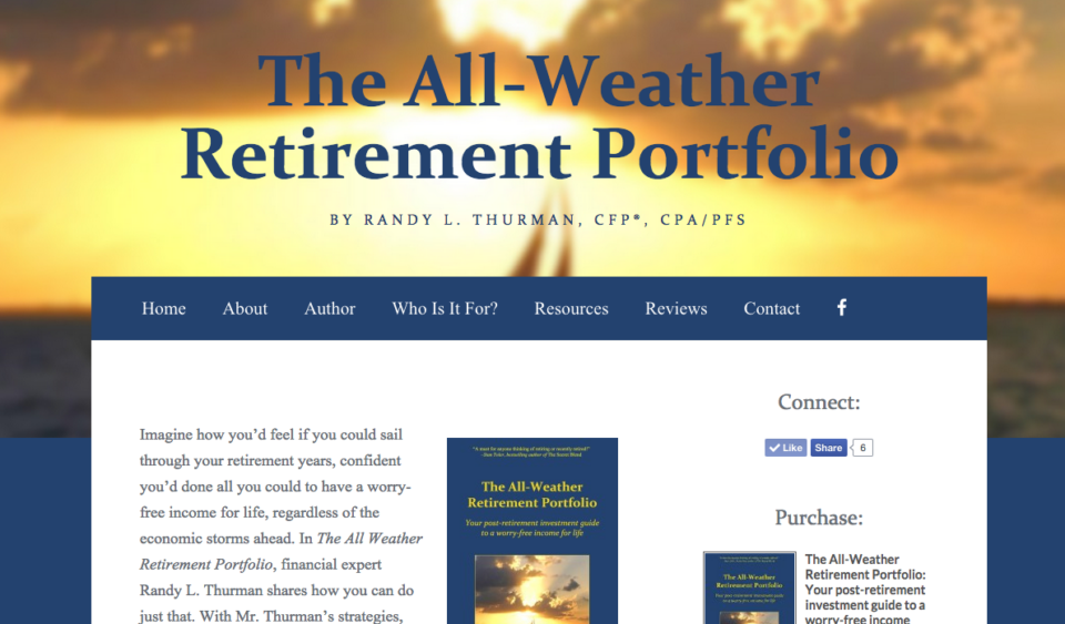 The All-Weather Retirement Portfolio